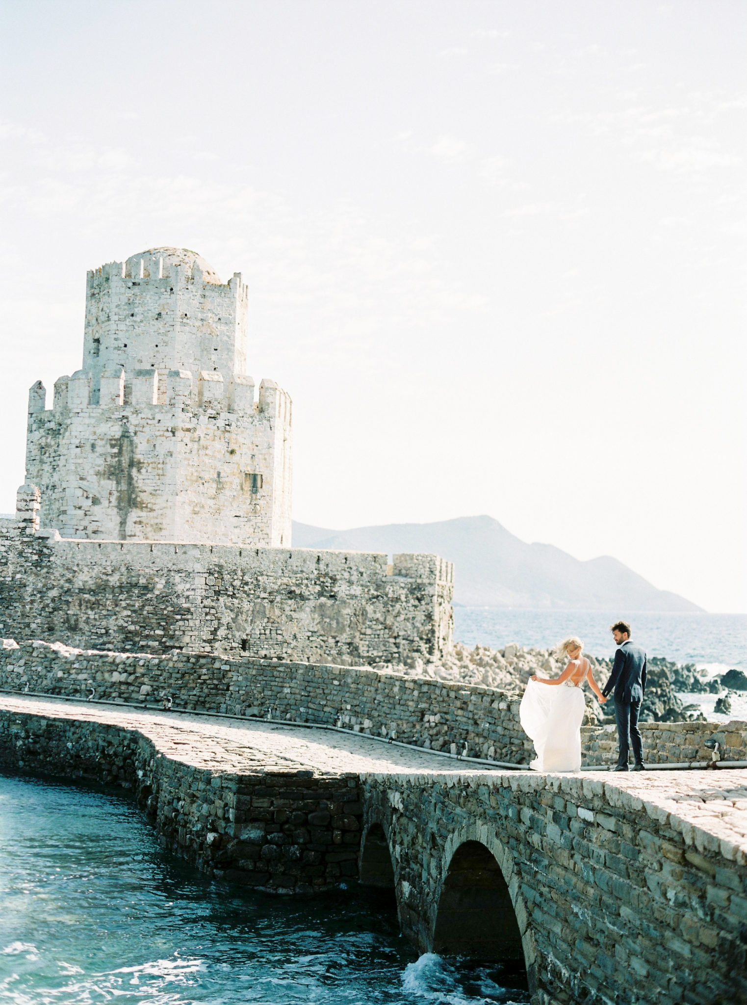 Messinia Greece Wedding Photographer