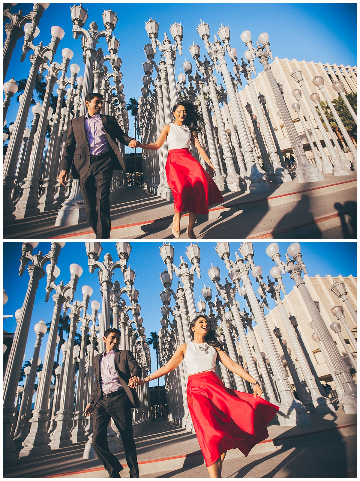 Los Angeles Engagement Session, California Photographer, Indian Wedding Photographer