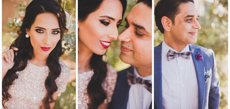 RABIA & AAMER | Anniverary Session | Desert Botanical Gardens Arizona