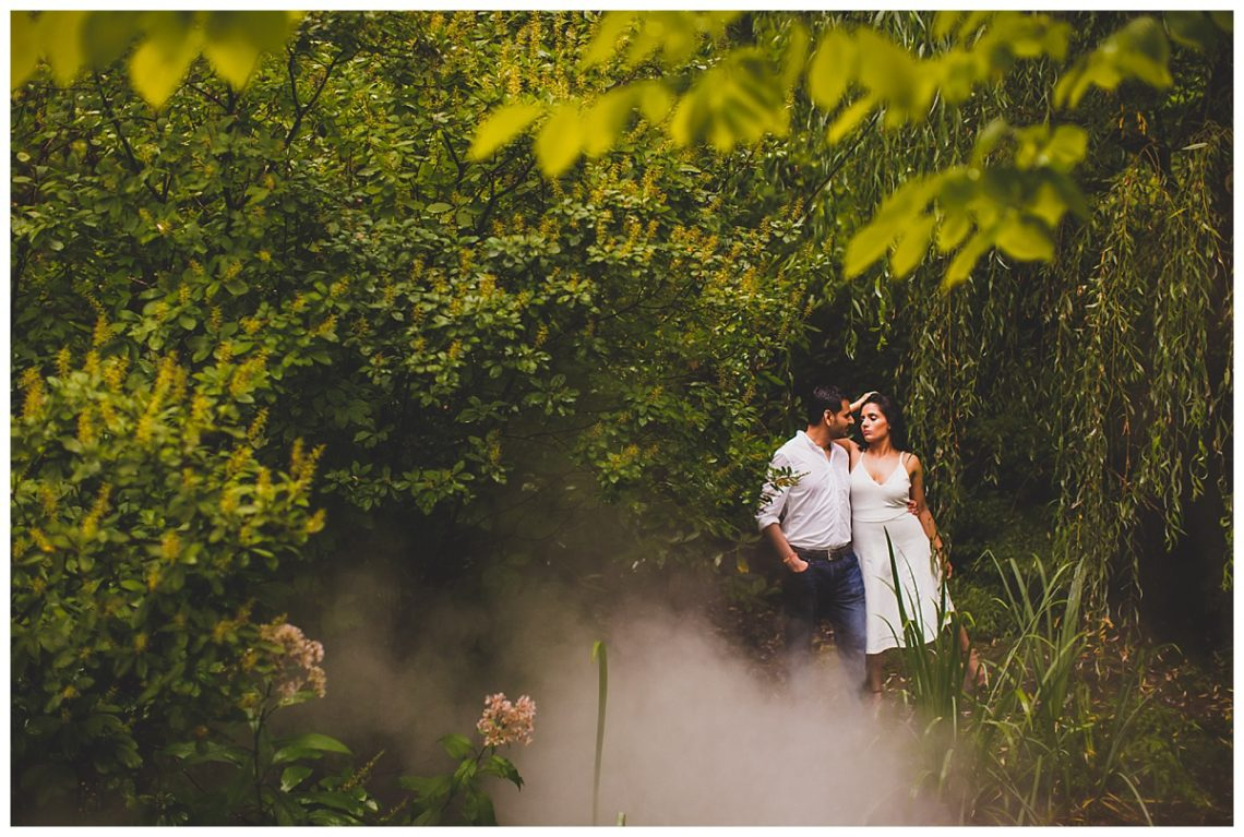 Steamy Engagment Photos New Jersey Photographer