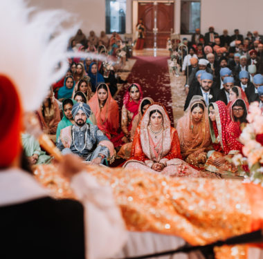 Zaby & PJ's Sikh Wedding - Arizona